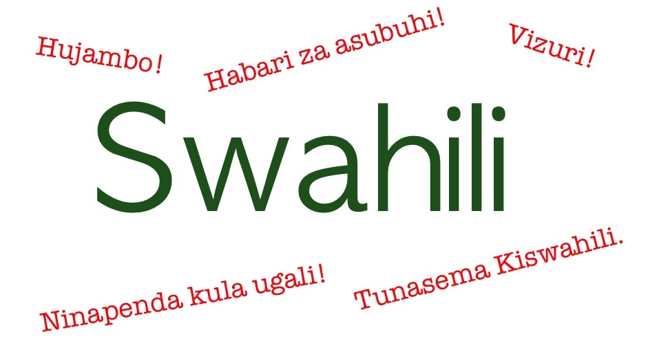 an analysis of the name swahili which derives from an arabic word Word origin and history for swahili swahili name of a bantu people inhabiting the coast of south africa, 1814, from arabic sawahil, plural of sahil coast + gentilic suffix -i.