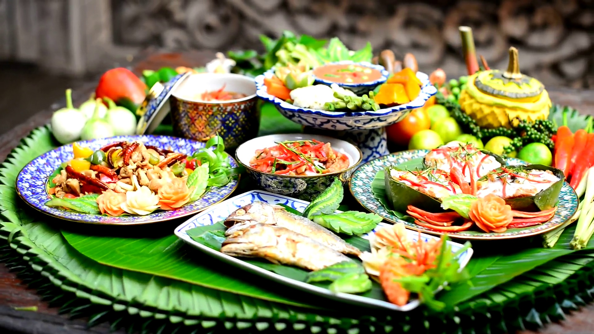 Thai chefs who 39 s on top blogher for Cuisine usine