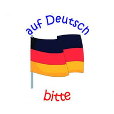 what auf deutsch