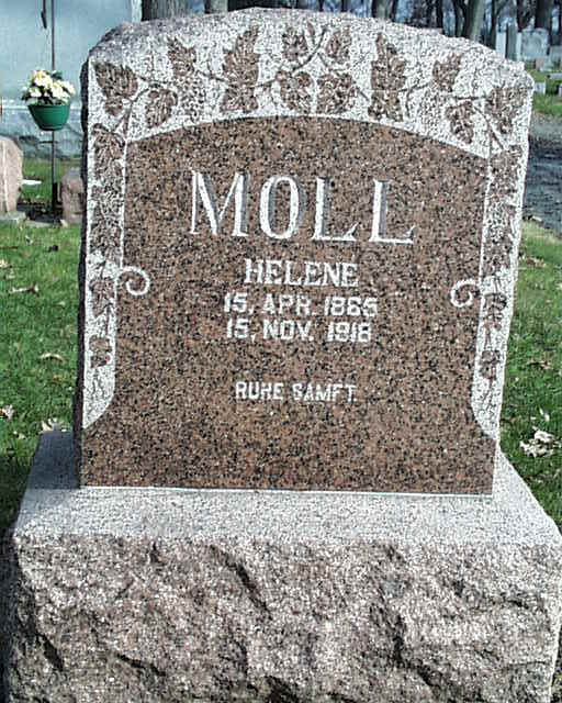 how to find specific pictures of gravestones
