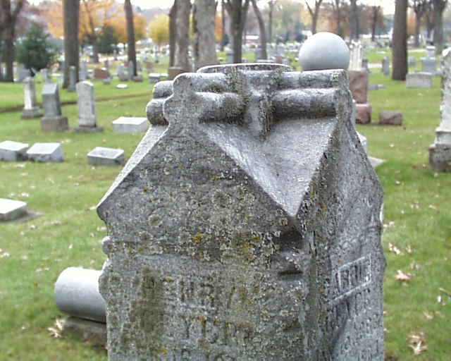 Symbolism In Greenwood Cemetery